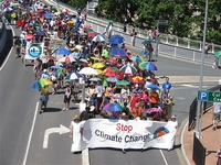 "全球氣候變遷 台灣行動!""Climate Change, Taiwan Cares"" Parade and Festival"