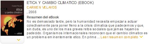 etica y cambio climatico ebook