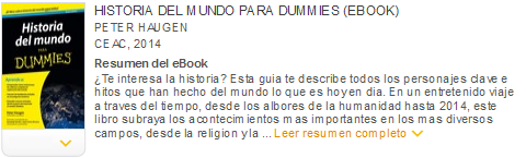 historia del mundo para dummies ebook