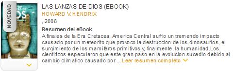 las lanzas de dios ebook