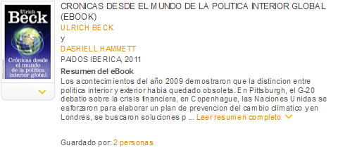 cónicas desde el mundo de la política interior global ebook
