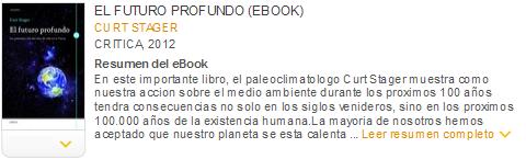 el futuro profundo ebook