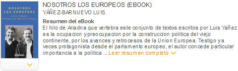nosotros los europeos ebook